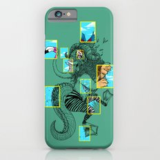 National Animalgraphics iPhone 6s Slim Case