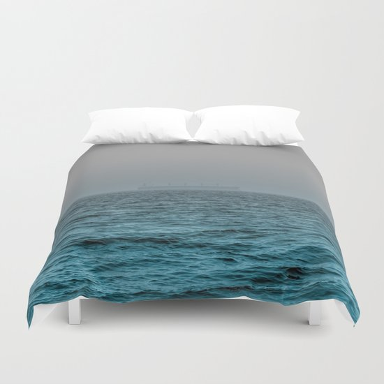 Buque Duvet Cover