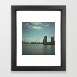 Lomography City Framed Art Print