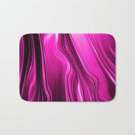 Streaming Pink Bath Mat