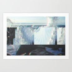 Fractions 04 Art Print