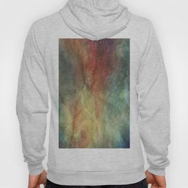 Crumpled Paper Textures Colorful P 414 Hoody