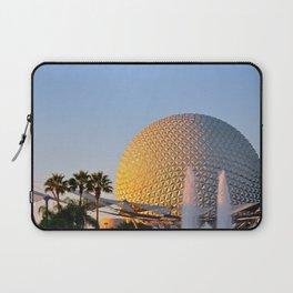 Epcot Ball Laptop Sleeve