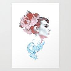 Audrey II Art Print