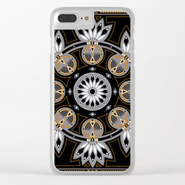 Thunderbird (Eagle) Clear iPhone Case