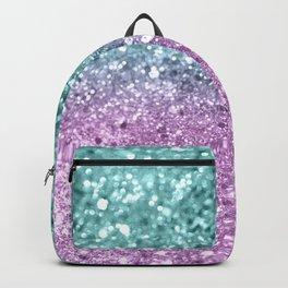 Mermaid Girls Glitter #6 #shiny #decor #art #society6 Backpack