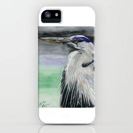 Blue Herring iPhone Case