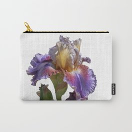 iris gladiolus in the garden Carry-All Pouch