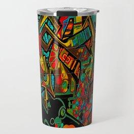 Street Art ATL Travel Mug