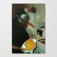 mf doom Canvas Prints featuring MF Doom  by Xsimplyessx