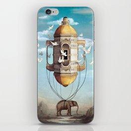 Imaginary Traveler iPhone Skin
