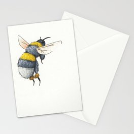 Bye Bee Stationery Cards