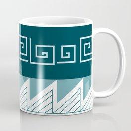 Patterns: Mimbres Blue Coffee Mug