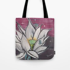 Midnight Story Tote Bag