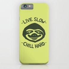 THE SLOW LIFE Slim Case iPhone 6s