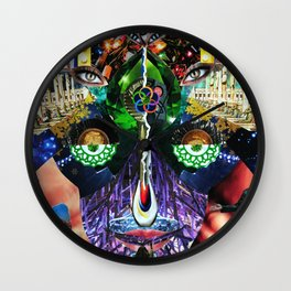 Come together. Wall Clock