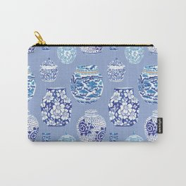 Chinoiserie Ginger Jar Collection No.6 Carry-All Pouch