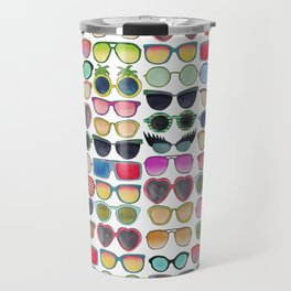 Sunglasses by Veronique de Jong Travel Mug