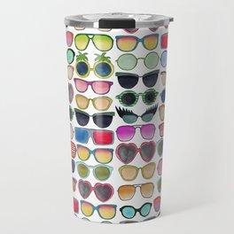 Sunglasses by Veronique de Jong Travel Mug