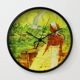 Revelation Wall Clock