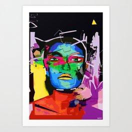 Paul(a) Art Print