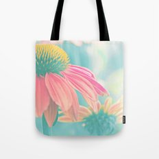 THE HEART OF SUMMER Tote Bag