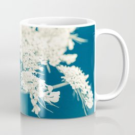 Queen Anne's Lace Wildflower Coffee Mug