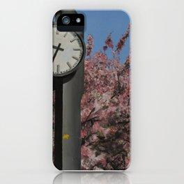 o_008_ten_years iPhone Case
