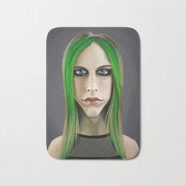 Celebrity Sunday ~ Avril Lavigne Bath Mat