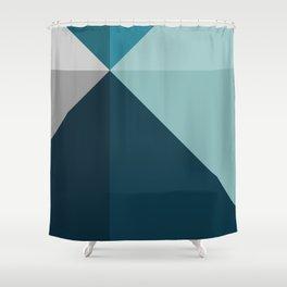 Geometric 1702 Shower Curtain