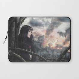 Exodus III: Resignation Laptop Sleeve