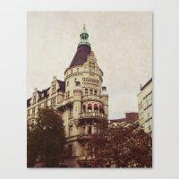 sweden Canvas Prints featuring Sweden by MillennialBrake