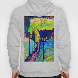 Wassily Kandinsky Winter Landscape Hoody
