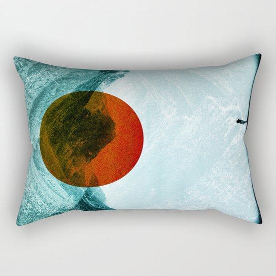 Found in isolation Rectangular Pillow
