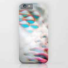 Electric Vision Blue Eyes iPhone 6s Slim Case