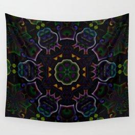T1k1 Bulb5 Wall Tapestry