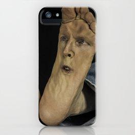 Agony of Da Feet iPhone Case