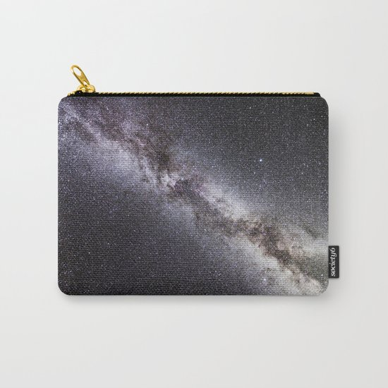 Barred Spiral Galaxy Carry-All Pouch