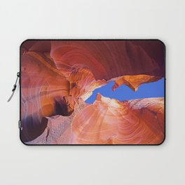 Geology Alive - Time Passages of Antelope Canyon Laptop Sleeve