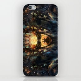 The Visionary Realm iPhone Skin