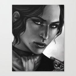 Dragon Age - Josephine Canvas Print