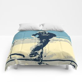 On the Rim - Scooter Boy Comforters
