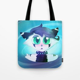 Wolfcat Whirl Tote Bag