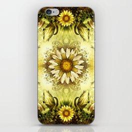 """""""Victorian Garden Spring Flowers"""" iPhone Skin"""