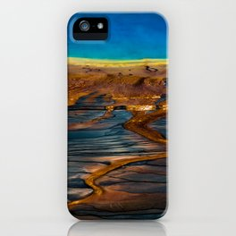 Earth in Full Color iPhone Case