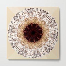 Mandala of Dreams Metal Print