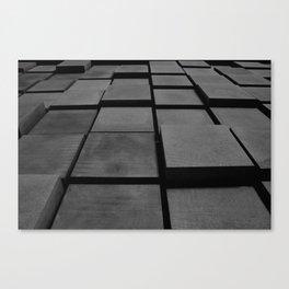 blockodrome Canvas Print
