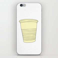 Cup iPhone & iPod Skin