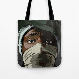 Hip Hop Mos Tote Bag