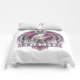 Gym Princess Comforters